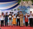 Bupati Kepahiang Dr.Ir.Hidayatullah Sjahid, M.M Berikan Bantuan BSPS Di Kecamatan Merigi
