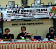 Ketua KPU Kepahiang Mirzan P Hidayat