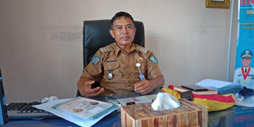 Camat Merigi Kabupaten Kepahiang Holil, M.Si